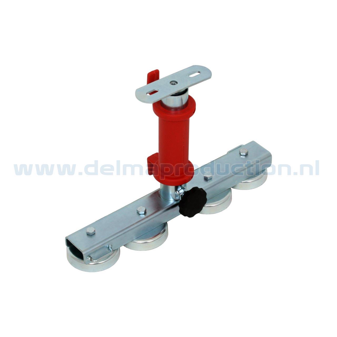 Magnet Stander mit 4 Magnete  (1)