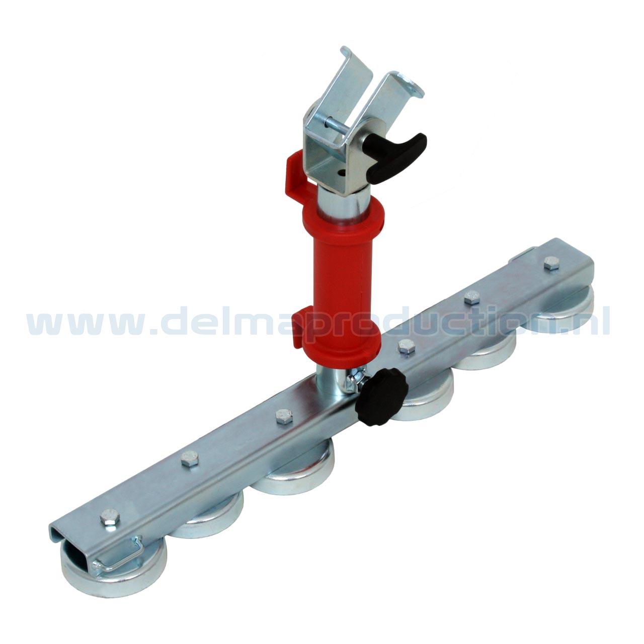 Magneetsteun 6 magneten voor OPUS Werklampen (1)