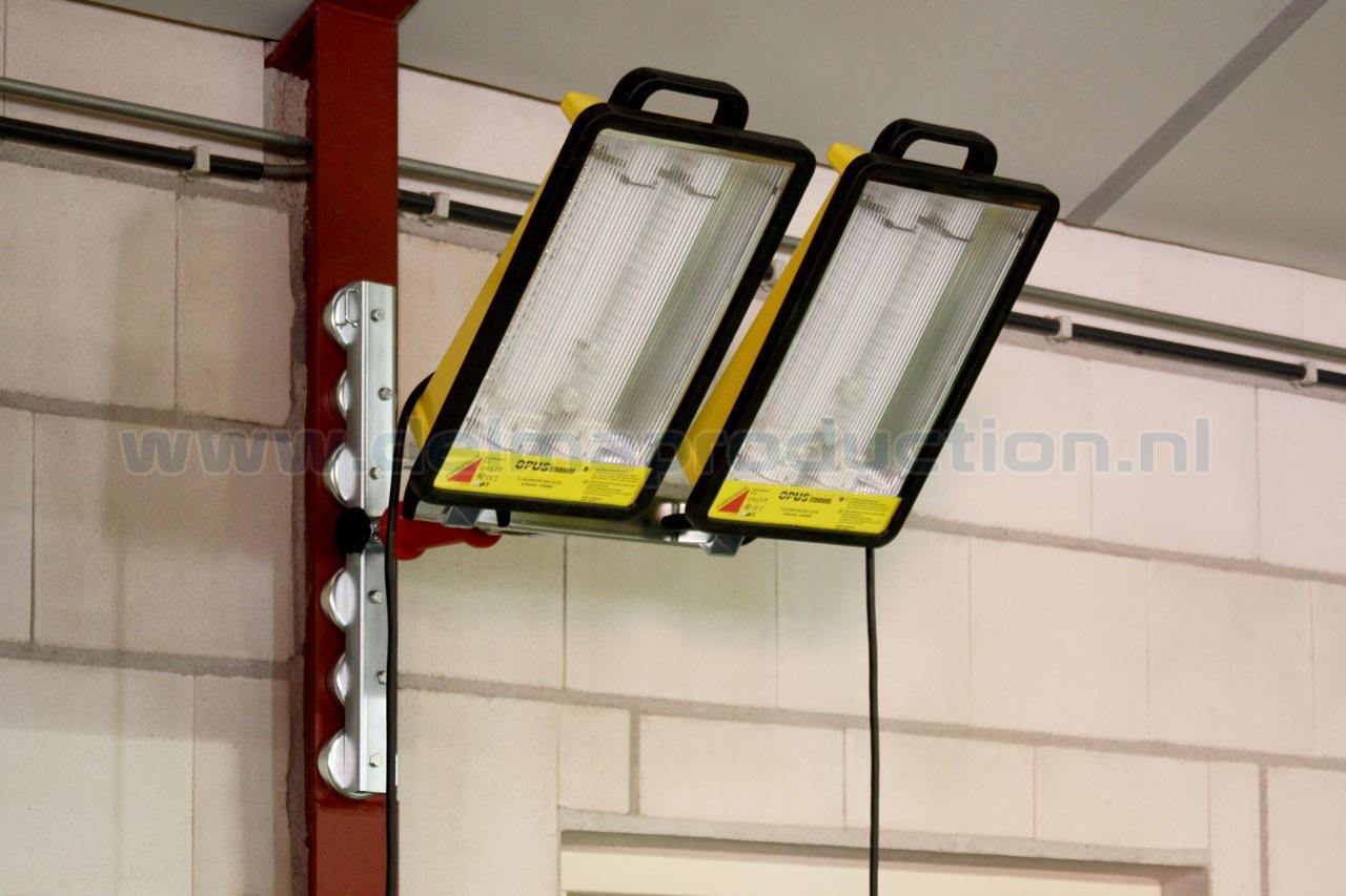 Magneetsteun 6 magneten voor OPUS Werklampen (3)