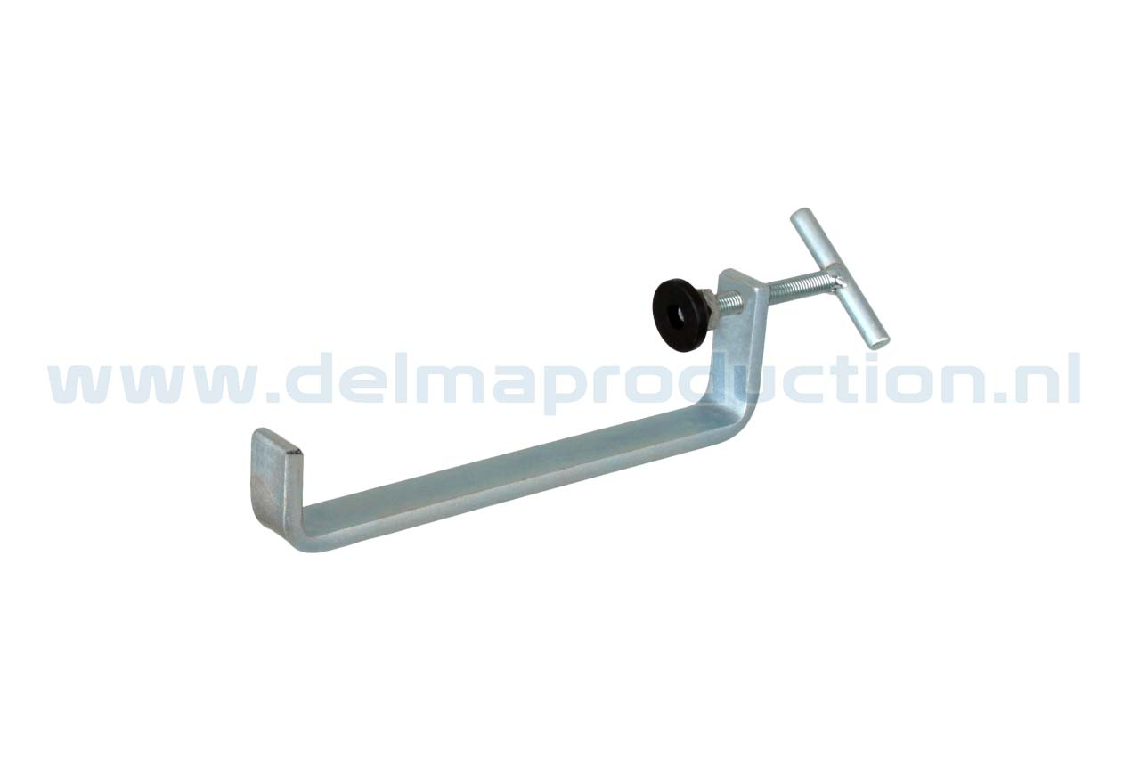 Profile-Clamp from 145 till 195 mm.  (1)