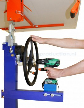 SEA-450-Drywall-panel-hoist-drill-lift-2-web