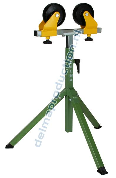 Roller Stand with wheels support (2)